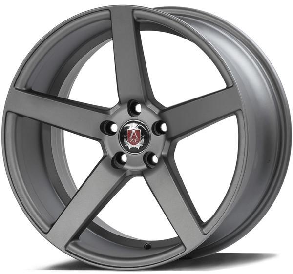 Jantes Alu Axe Ex18 Satin Grey Pour Audi Tt Rs Moins