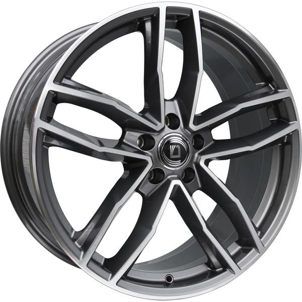 jantes alu diewe wheels alito platin s machined pour volkswagen golf 6 moins ch res chez auto. Black Bedroom Furniture Sets. Home Design Ideas