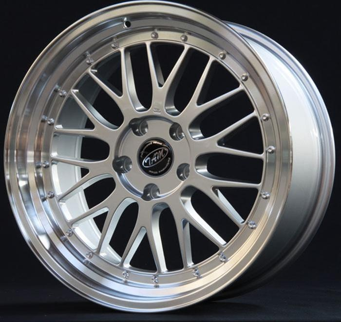 Type BBS LM Silver