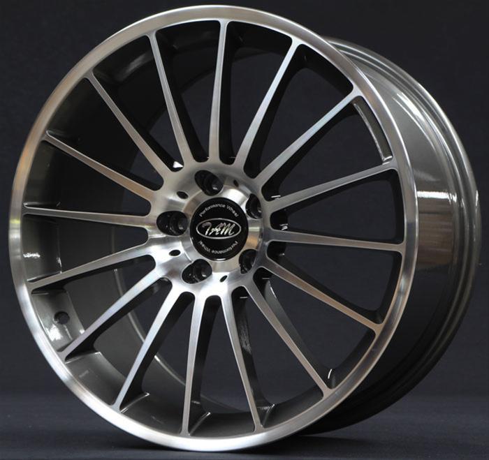 Jantes Alu C63 Amg Polie Pour Mercedes Classe C W205 224