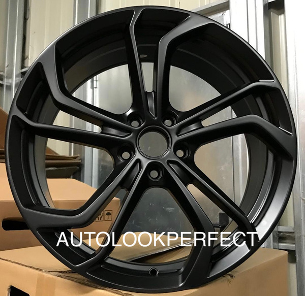 Jante Golf 7 GTI TCR Satin Black pour Audi A3 8P 2004- par Auto Look Perfect