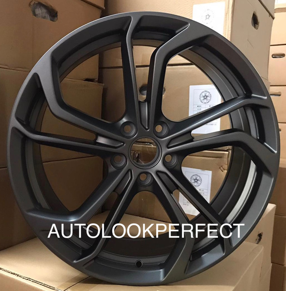 Jante Golf 7 GTI TCR Satin Gunmetal pour Audi A3 8P 2004- par Auto Look Perfect