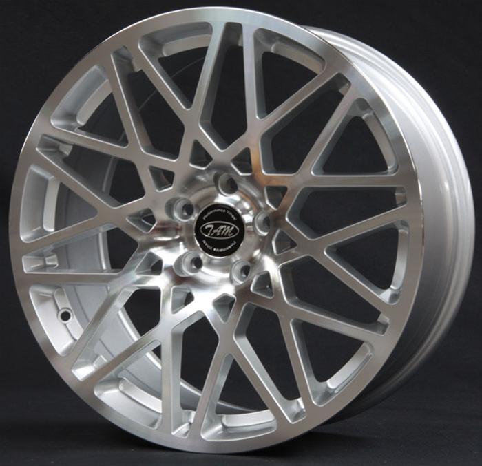 Jantes Alu Rotiform Silver Pour Volkswagen Fox Moins