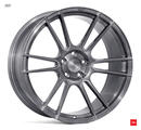 Ispiri FFR7 Full Brushed Carbon Titanium