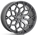 Veemann V-FS42 Graphite Smoke Machined