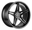 Vertini Wheels Monaco Full Black