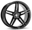 Wrath Wheels WF1 Gloss Black